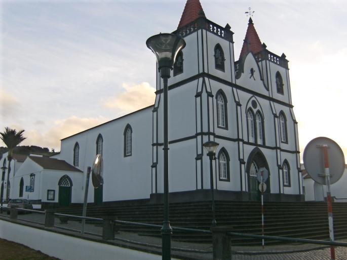Sao Bras Azores Church