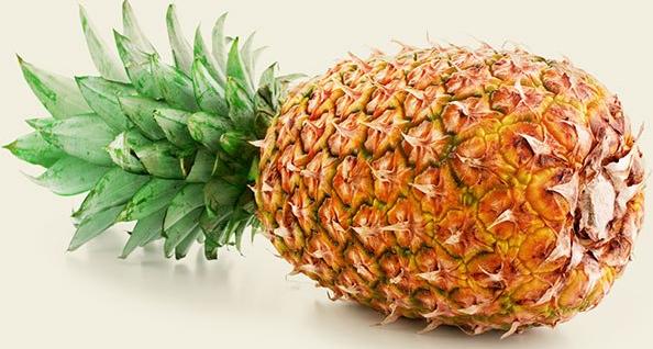 azores pineapple