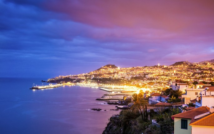 Capital City Of Madeira, Funchal, Portugal