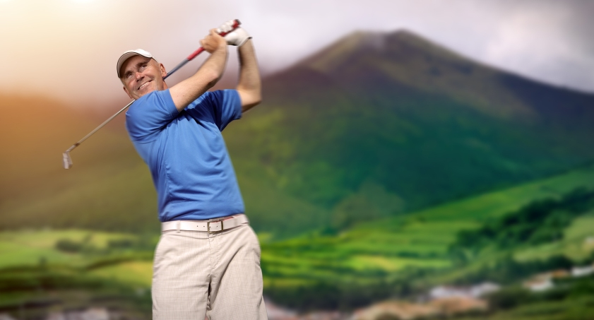 This image has an empty alt attribute; its file name is bigstock-golfer-shooting-a-golf-ball-134705930.jpg