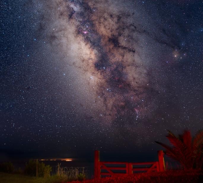 Azores Star Gazing