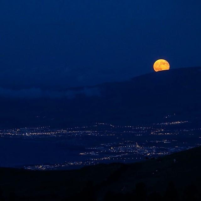 Azores Full Moon