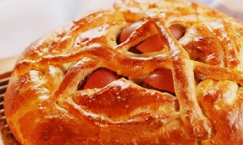 Azores Easter Bread